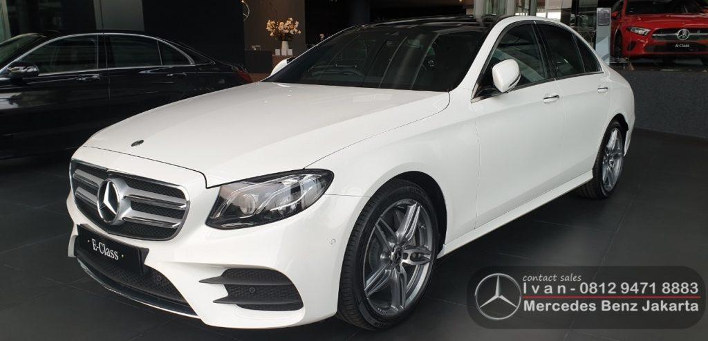 Mercedes-Benz E350 Amg Promo Giias 2019 Indonesia