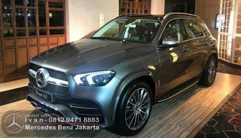 New GLE 450 Amg Promo Giias 2019 Indonesia