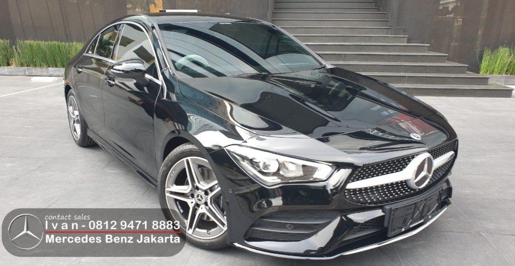 Cla 200 Amg 2019 Indonesia Black