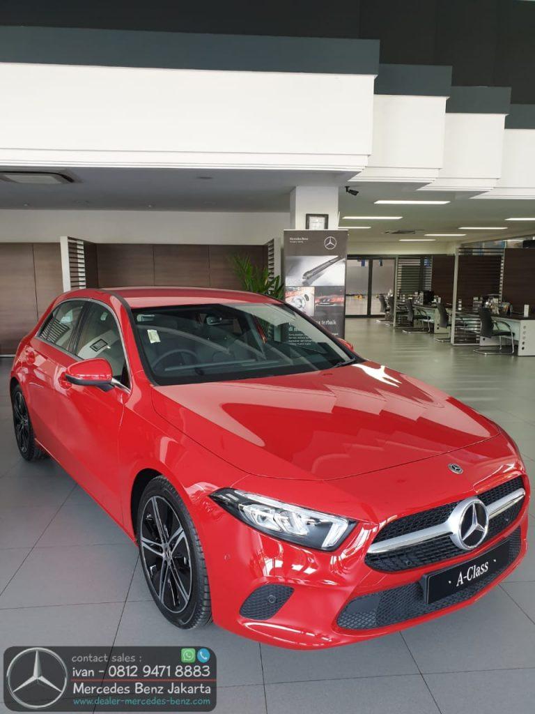 Dealer mercedes Benz Adedanmas Jakarta Selatan