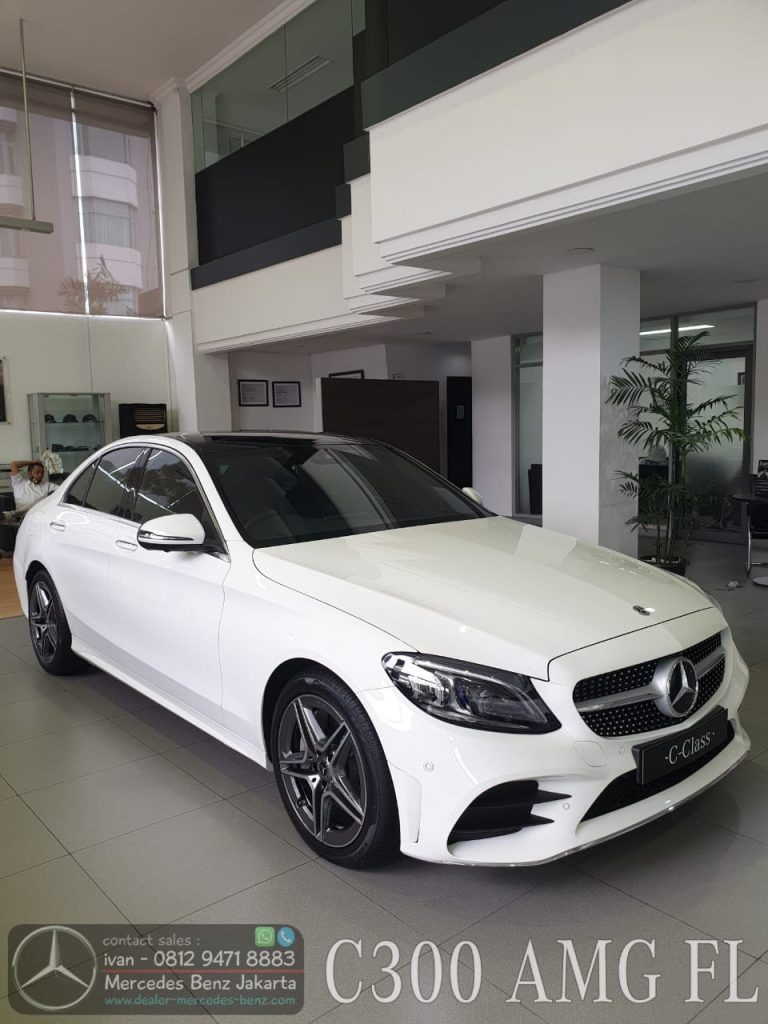 Promo Mercedes Benz C300 Amg Jakarta 2020