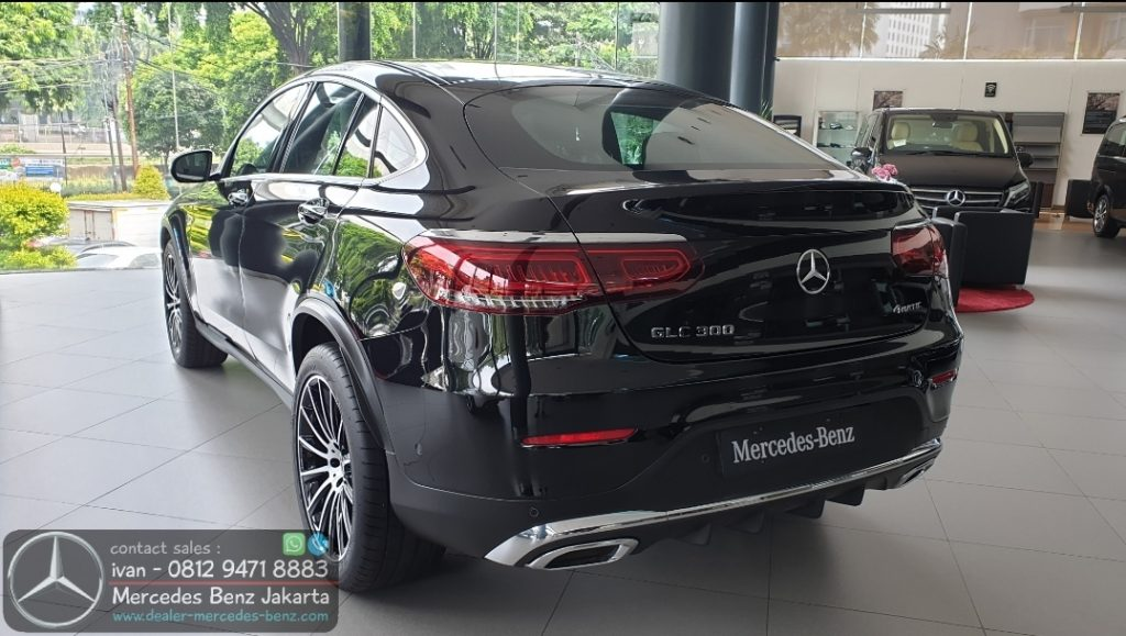 Promo Mercedes Benz GLC 2020 Jakarta