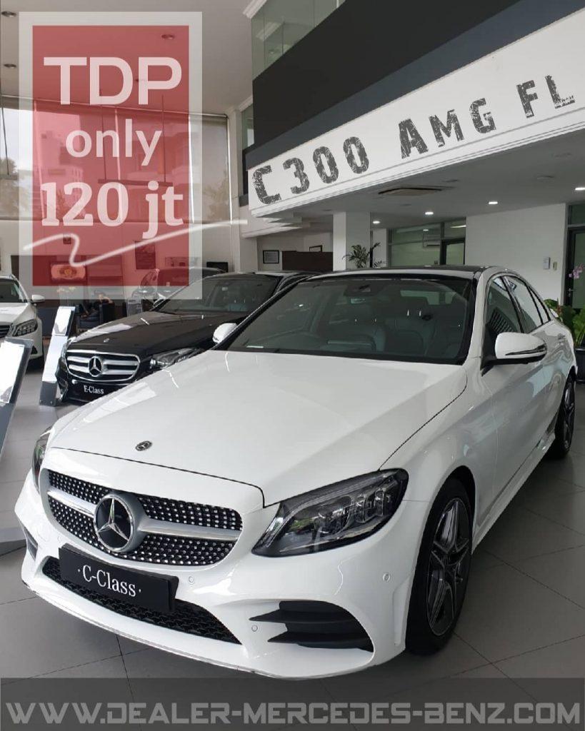 Promo Mercedes Benz C300 Amg 2020 Indonesia
