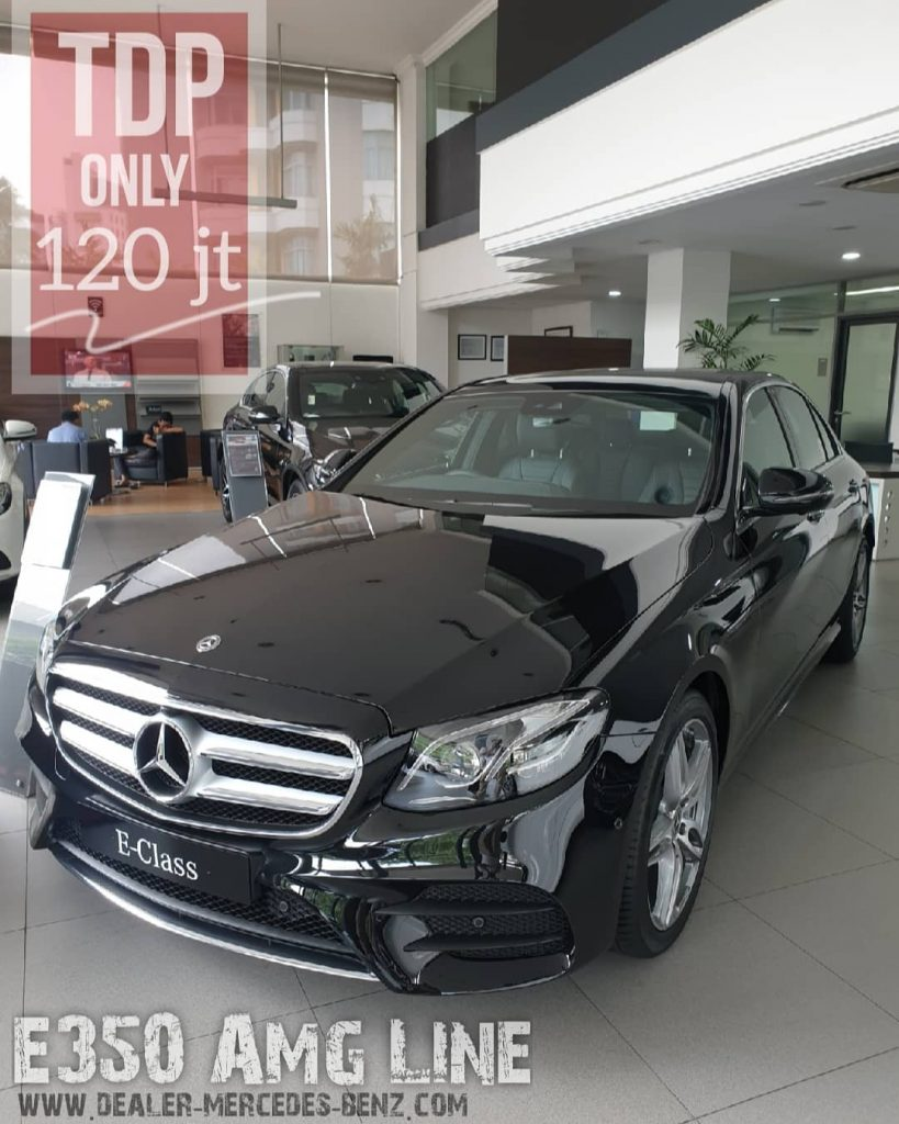 Promo Mercedes Benz E350 Amg 2020 Indonesia