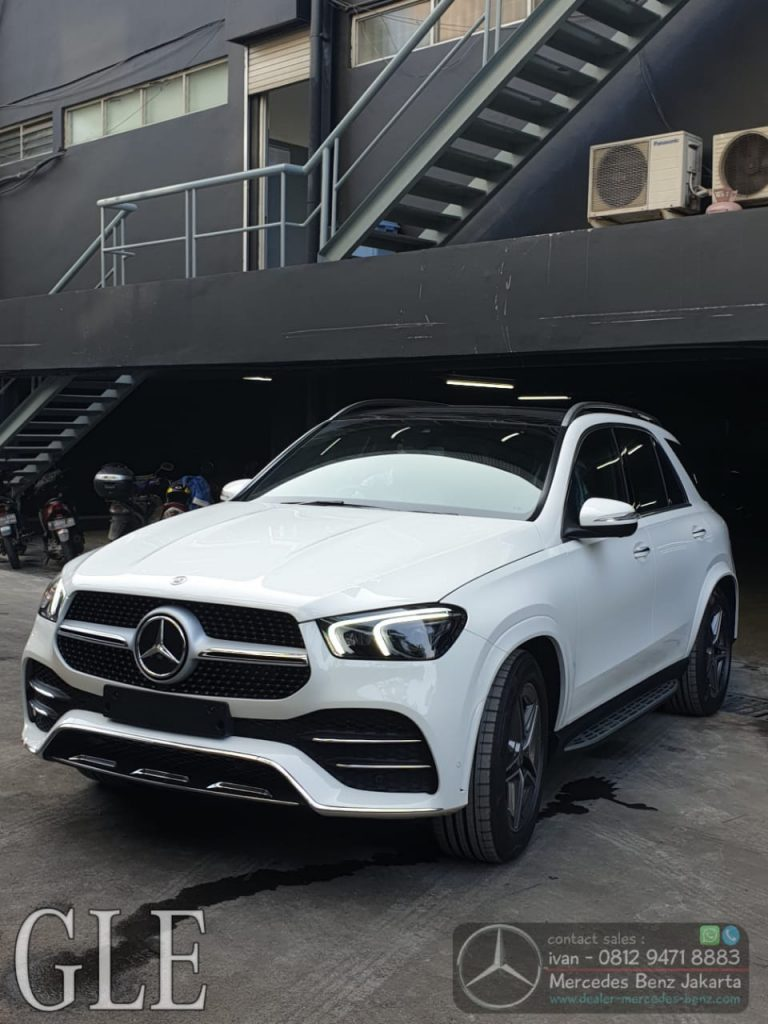 Dealer Mercedes Benz Jakarta GLE 450 AMG Nik 2020