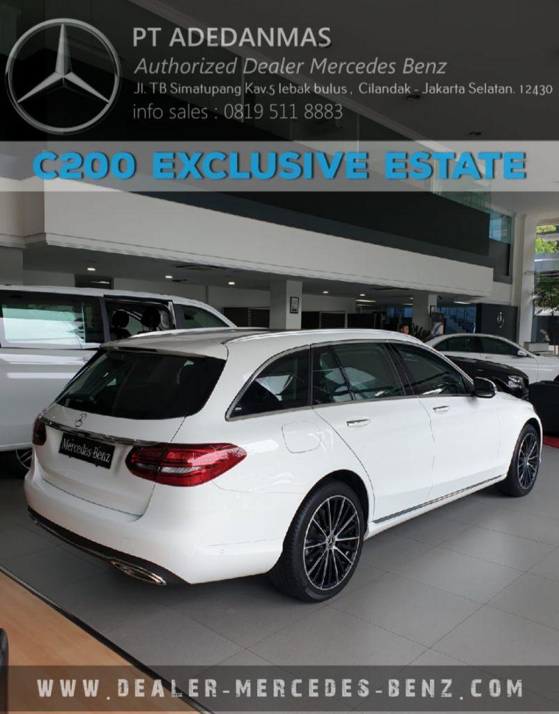 Dealer Mercedes Benz Adedanmas Jakarta Selatan-Indonesia