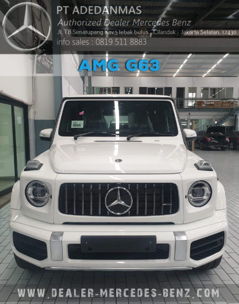 Dealer Mercedes Benz Adedanmas Jakarta Selatan Indonesia