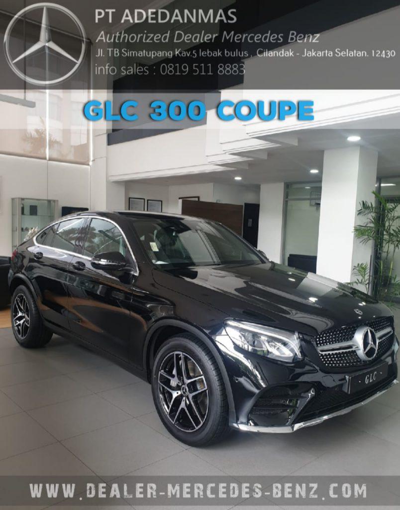 Dealer Mercedes Benz Jakarta GLV-Class Coupe 2020 Indonesia
