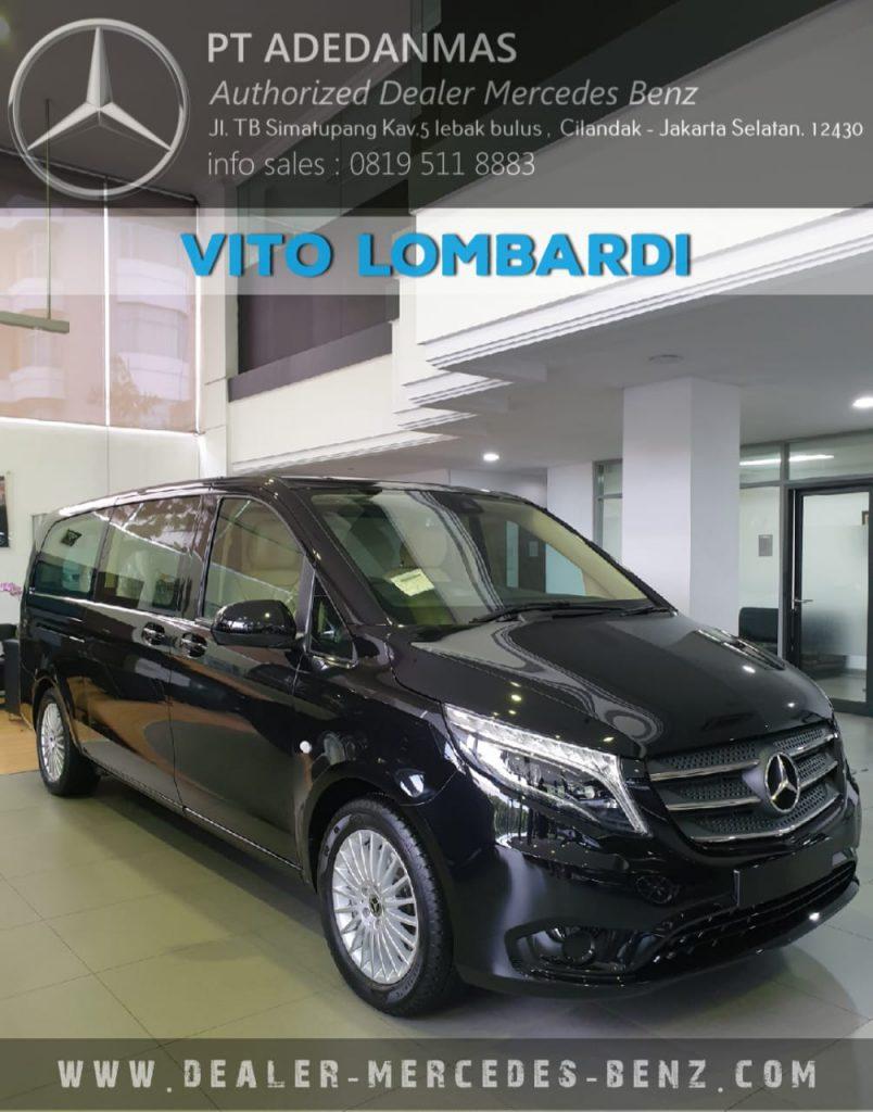 Dealer Mercedes Benz Adesanmas Jakarta Selatan Vito 2020 Indonesia