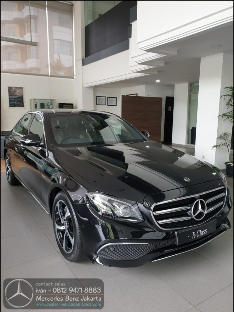 E300 SportStyle Avantgarde 2019-2020 Indonesia