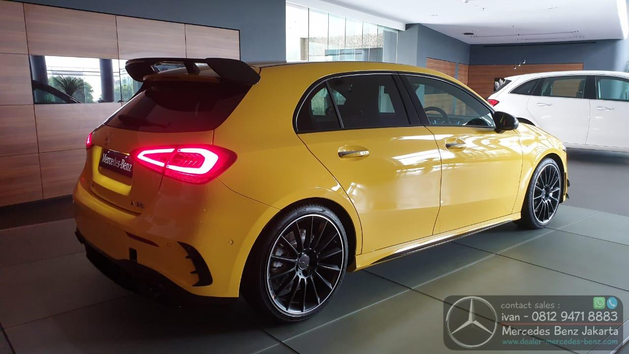 Mercedes-AMG A35 4Matic 2021 Indonesia