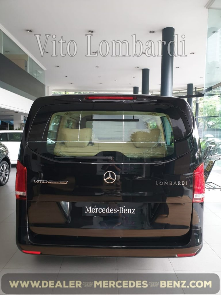 Mercedes Benz Vito Tourer Lombardi V-Class 2020